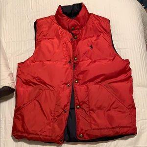 Reversible Ralph Lauren jacket